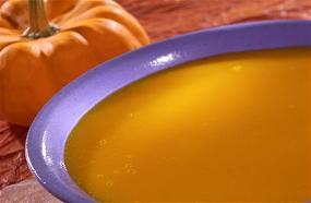 Light and Tasty Pumpkin Soup