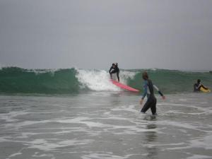 Ah, the sweet feeling of surf success!