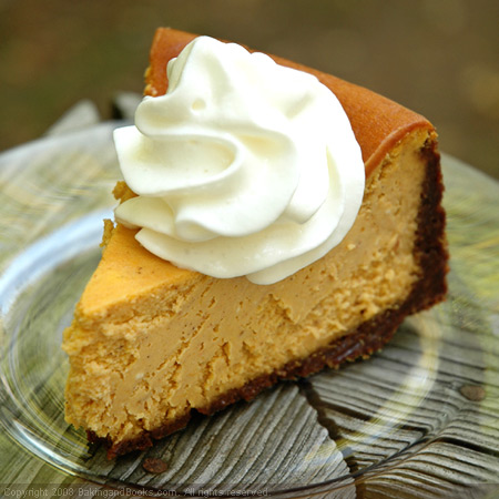 No-guilt, No-bake Light Pumpkin Cheesecake Mousse
